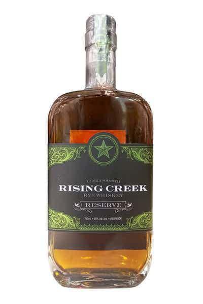 Rising Creek Rye