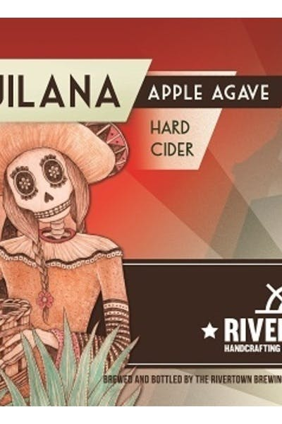 Rivertown Tequilana Cider