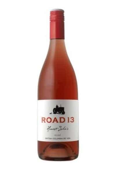 Road 13 Honest John's Rosé