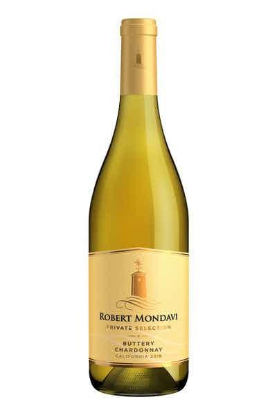 Robert Mondavi Buttery Chardonnay Private Selection