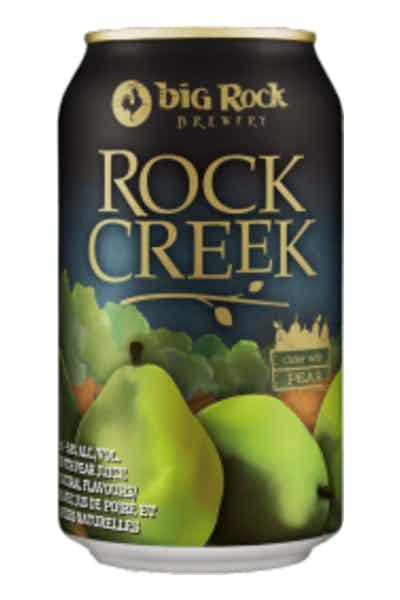 Rock Creek Pear Cider