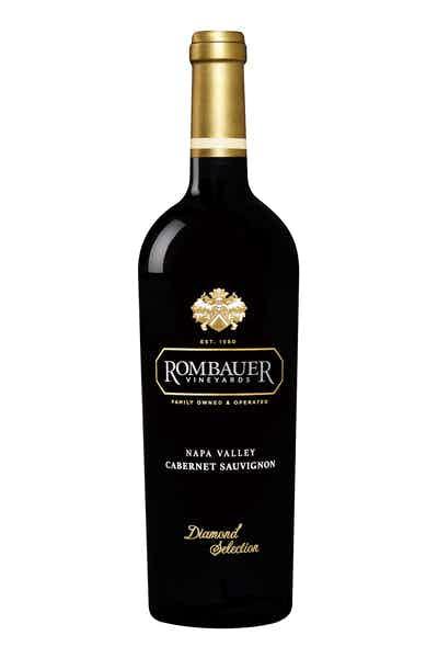2016 Rombauer Vineyards Diamond Selection Cabernet Sauvignon