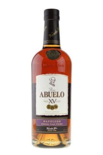 Ron Abuelo XV Napoleon Cognac Cask Finish