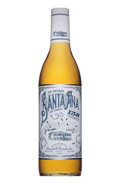 Ron Hacienda Santa Ana Cask Strength Rum