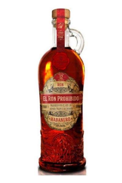 Ron Prohibido Rum 12 Year