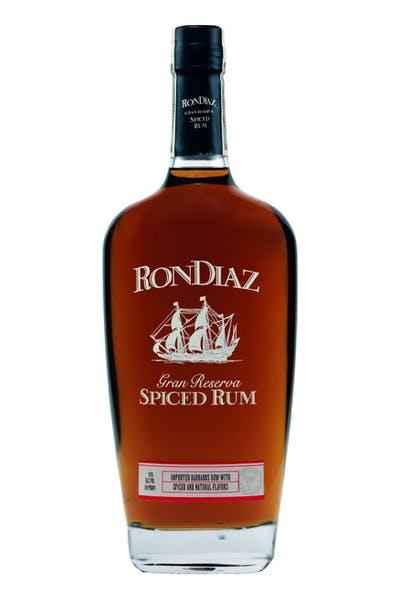 Rondiaz Gran Reserva Spiced Rum