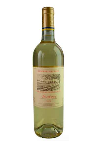 Rothschild Bordeaux Reserve White