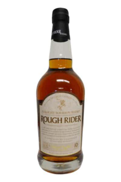 Rough Rider Happy Warrior Bourbon