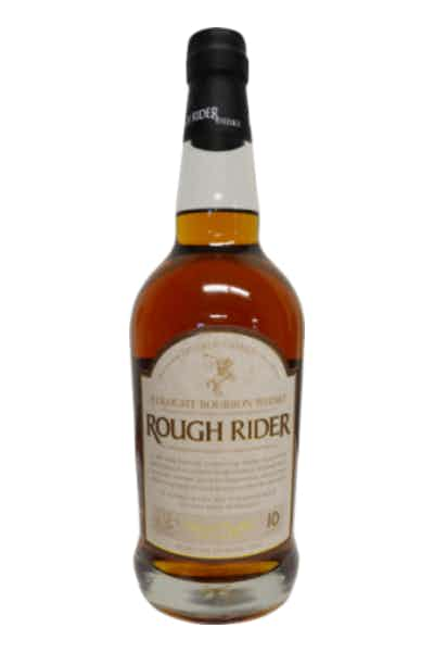 Rough Rider Happy Warrior Bourbon