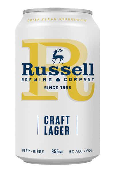 Russell Craft Lager