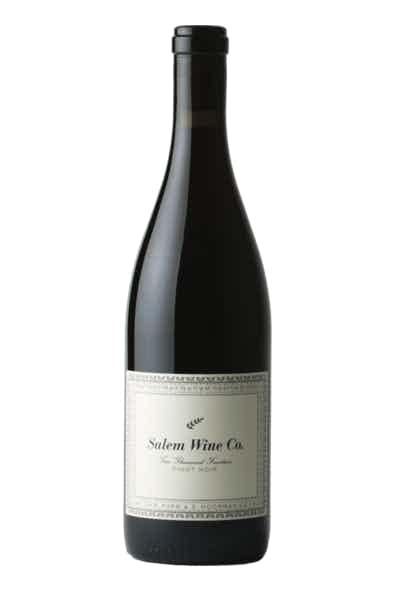 Salem Wine Company Pinot Noir Eola Amity Hills Or