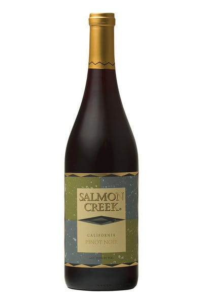 Salmon Creek Pinot Noir