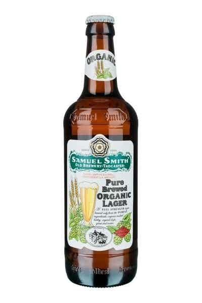 Sam Smith Organic Lager