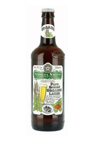 Samuel Smith Organic Lager