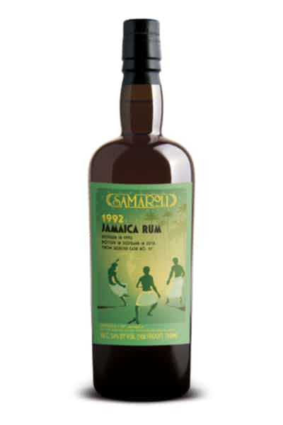 Samaroli Jamaica Cask Rum 1992