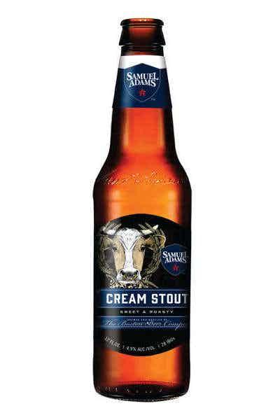 Samuel Adams Cream Stout Beer