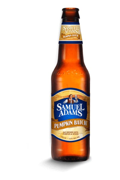 Samuel Adams Pumpkin Batch