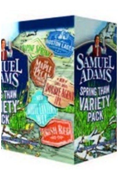 Samuel Adams Spring Variety