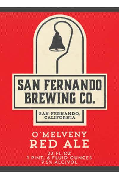San Fernando Brewing O'Melvany Red Ale