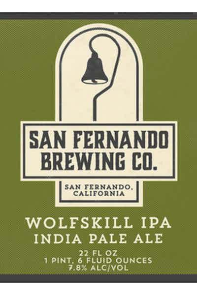 San Fernando Brewing Wolfskill IPA