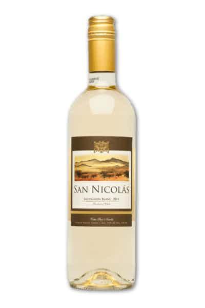 San Nicolas Sauvignon Blanc