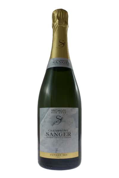 Sanger Voyage 360 Brut Nature Champagne