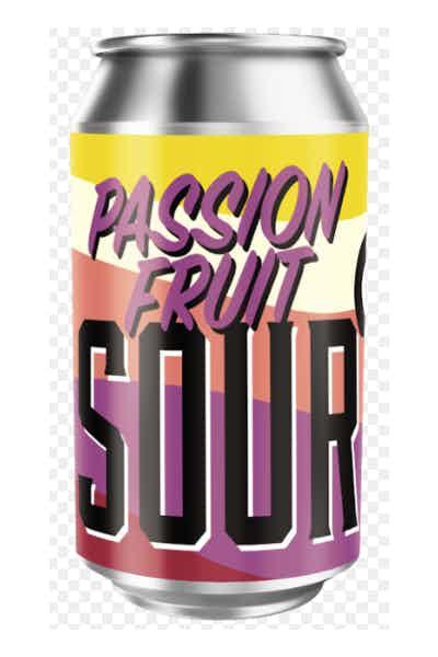 Sanitas Brewing Passion Fruit Sour