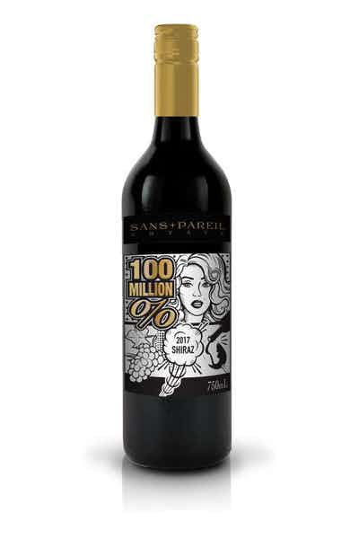 Sans + Pareil 100 Million Percent Shiraz