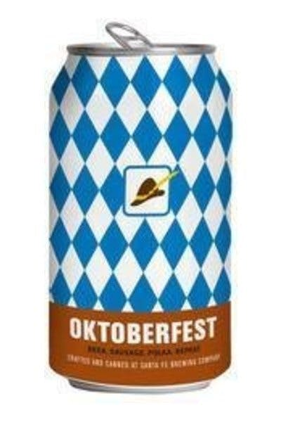 Santa Fe Brewing Oktoberfest