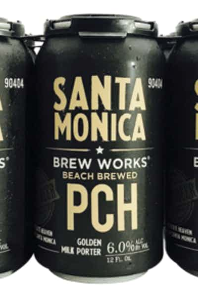 Santa Monica PCH Golden Milk Porter