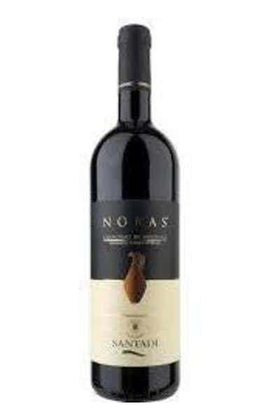 Santadi Noras Cannonau di Sardegna