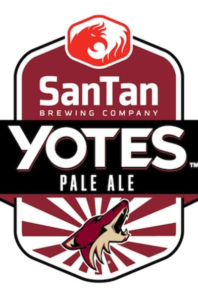Santan Yotes Pale Ale