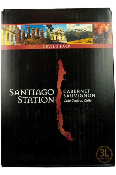 Santiago Station Cabernet