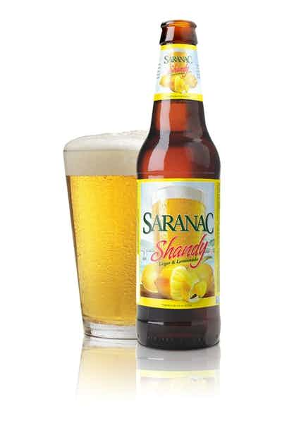 Saranac Shandy Lager & Lemonade