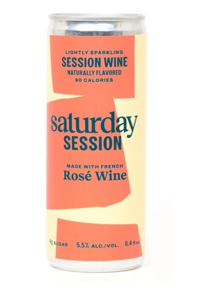 Saturday Session Rosé