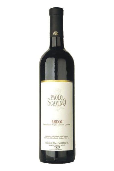 Scavino Barolo 2001