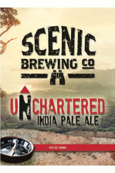 Scenic Brewing Uncharted IPA