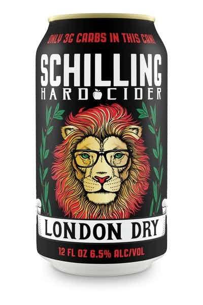 Schilling London Dry Hard Cider