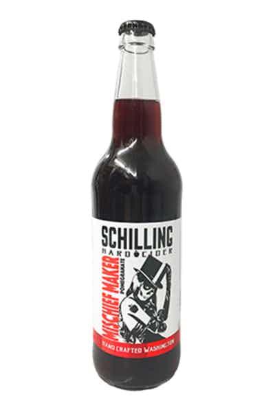 Schilling Mischief Pomegranate Cider