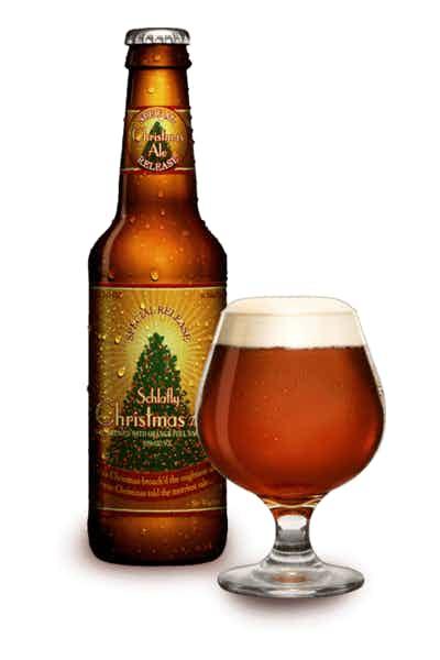 Christmas Ale.Schlafly Christmas Ale