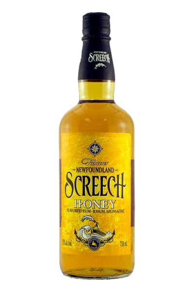 Screech Honey Rum