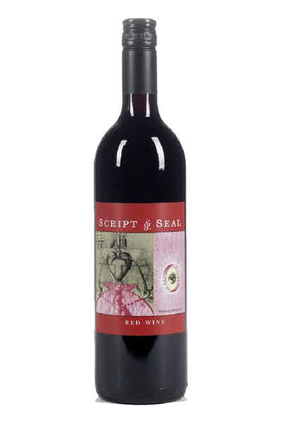 Script & Seal Red Blend