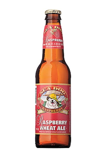 Sea Dog Raspberry Wheat