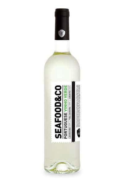 Seafood And Co. Vinho Verde