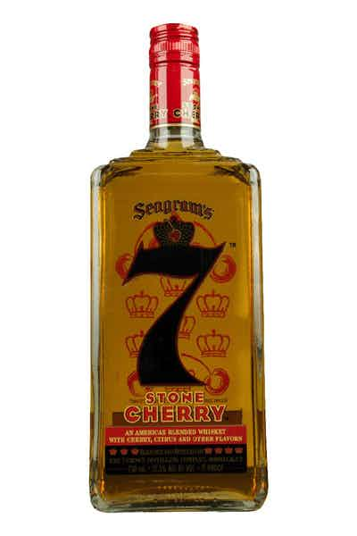 Seagram's 7 Crown Stone Cherry