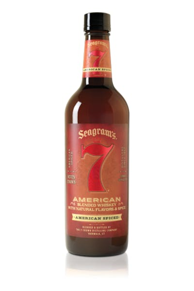 Seagram's 7 Spiced Whiskey