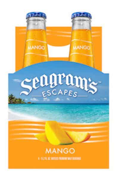 Seagram's Escapes Mango