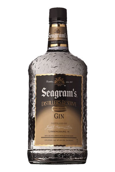 Seagram's Gin Distillers Reserve