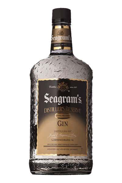 Seagram's Gin Distillers Reserve