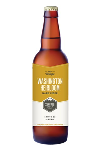 Seattle Cider Heirloom